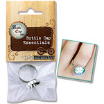 Bottle Cap Inc - Vintage Edition Collection - Jewelry - Adjustable Ring with Mini Cap