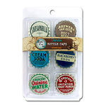 Bottle Cap Inc - Vintage Edition Collection - Vintage Bottle Caps - Set 1