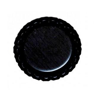 Bottle Cap Inc - Vintage Edition Collection - Specialty Bottle Caps - Flattened Black
