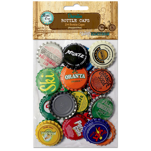 Bottle Cap Inc - Vintage Edition Collection - Bottle Caps - Vintage Blend