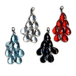 Teresa Collins - Hanging Crystals - Bling - T Drops Bundle, BRAND NEW