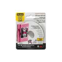 Scotch - Adhesive Refill for the Pink ATG  Applicator Gun -  One Fourth Inch Tape - 2 Rolls