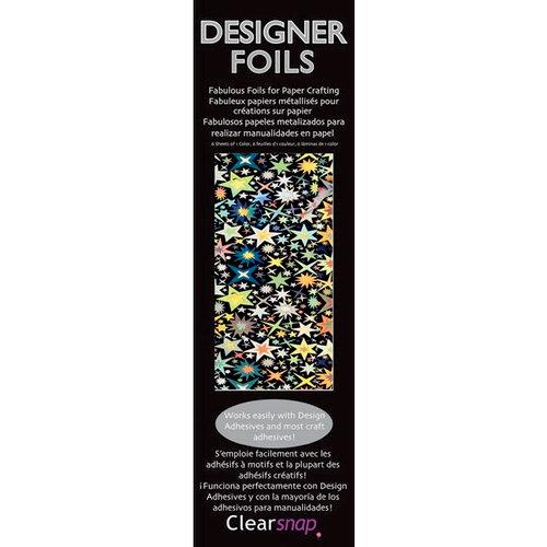 Clearsnap - Designer Foils - Winter Sky