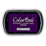 ColorBox - Limited Edition - Pigment Inkpad - Boysenberry