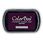 ColorBox - Limited Edition - Pigment Inkpad - Raisin
