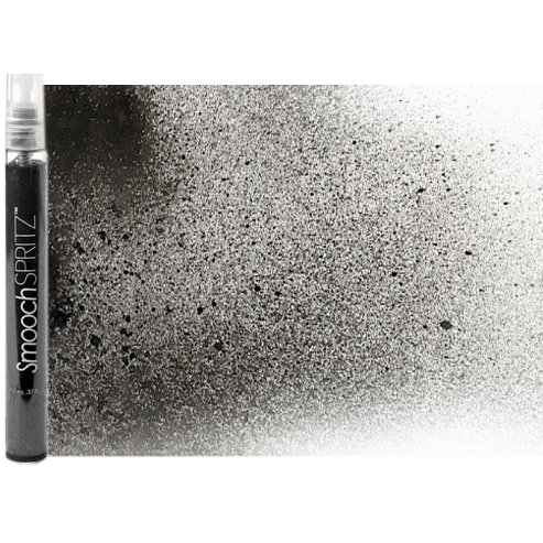 Smooch - Spritz - Donna Salazar - Pearlized Accent Ink Spray - Wood Stain