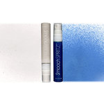 Smooch - Spritz - Pearlized Accent Ink - 2 Pack - Electric Blue and Vanilla Shimmer