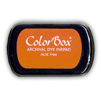 ColorBox - Archival Dye Inkpad - Pumpkin Pie