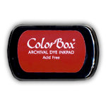 ColorBox - Archival Dye Inkpad - Fireberry