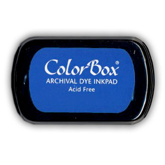 ColorBox - Archival Dye Inkpad - Poolside