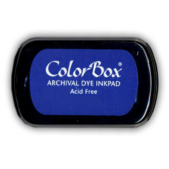 ColorBox - Archival Dye Inkpad - Moody Blue
