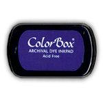 ColorBox - Archival Dye Inkpad - Atlantic Blue