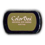 ColorBox - Archival Dye Inkpad - Khaki Green