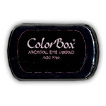 ColorBox - Archival Dye Inkpad - Wicked Black