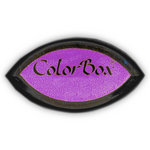 ColorBox - Cat's Eye - Archival Dye Inkpad - Frosted Plum