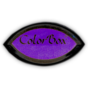 ColorBox - Cat's Eye - Archival Dye Inkpad - Deep Grape