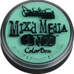 Clearsnap - Donna Salazar - Mix'd Media Inx - Peridot