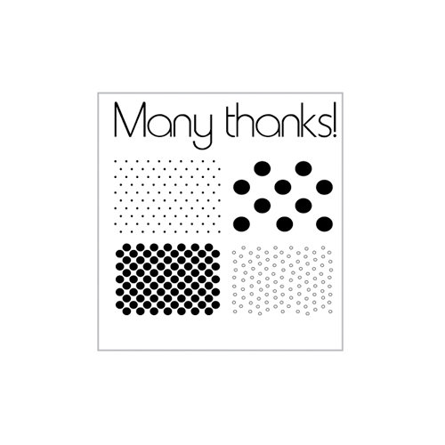 Clearsnap - My First ColorBox Mini Rubber Stamps - Dots