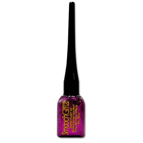 Smooch - Glitz - Sparkle Accent Ink - Plum Spice