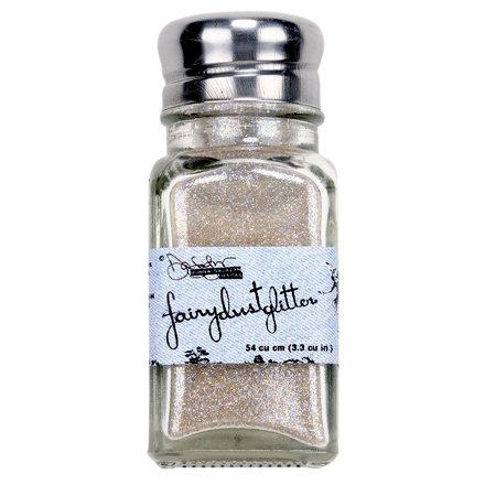 Donna Salazar - Fairy Dust Glitter - Pralines and Cream
