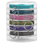 ColorBox - Limited Edition - Fluid Pigment Queue Inkpads - 6 Pack - Funky