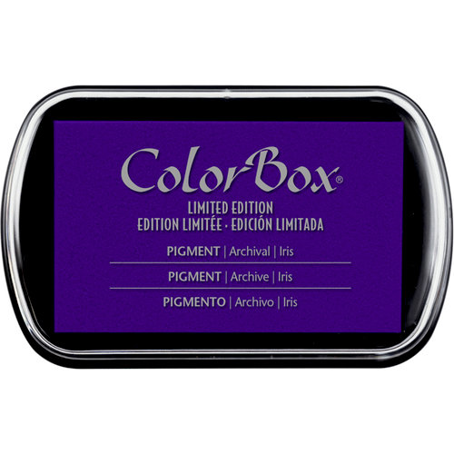 ColorBox - Limited Edition - Pigment Inkpad - Iris