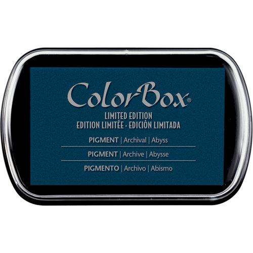 ColorBox - Limited Edition - Pigment Inkpad - Abyss