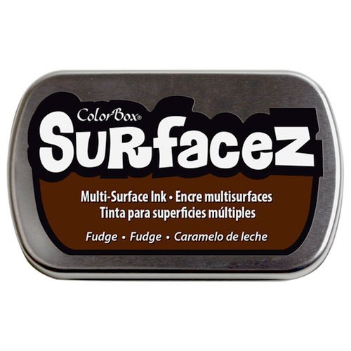ColorBox - Surfacez - Multi-Surface Inkpads - Fudge