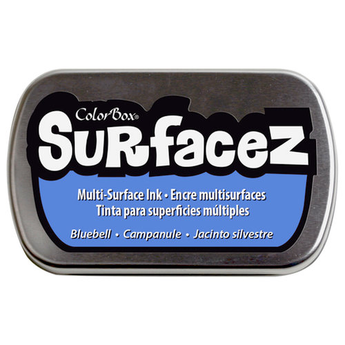 ColorBox - Surfacez - Multi-Surface Inkpads - Bluebell