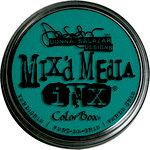 Clearsnap - Donna Salazar - Mixd Media Inx - Verdigris