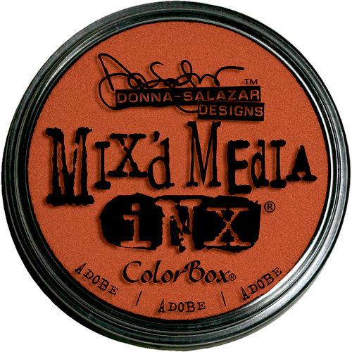 Clearsnap - Donna Salazar - Mixd Media Inx - Adobe