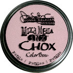 Clearsnap - Donna Salazar - Mixd Media Inx - CHOX - Petals