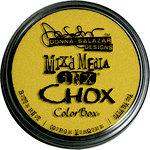 Clearsnap - Donna Salazar - Mixd Media Inx - CHOX - Butternut