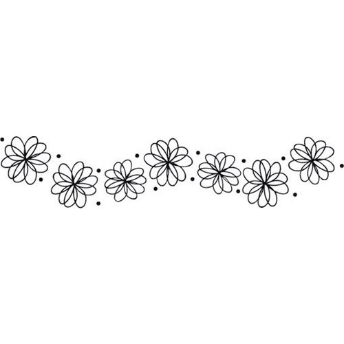Clearsnap - Molding Mats - Simple Flowers