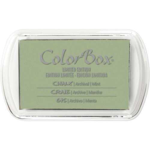 ColorBox - Limited Edition - Chalk - Mint