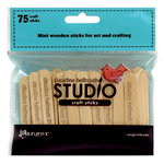 Ranger Ink - Studio by Claudine Hellmuth - Craft Sticks