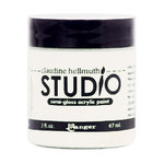 Ranger Ink - Studio by Claudine Hellmuth - Semi-Gloss Acrylic Paint - Blank Canvas