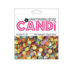 Craftwork Cards - Candi - Shimmer Paper Dots - Covent Garden