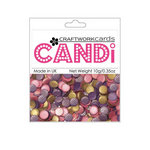 Craftwork Cards - Candi - Shimmer Paper Dots - Carnaby Street