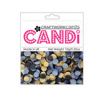 Craftwork Cards - Candi - Shimmer Paper Dots - Prince Charming