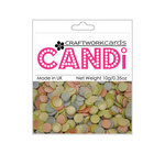 Craftwork Cards - Candi - Shimmer Paper Dots - Dotty Hush-a-Bye