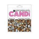 Craftwork Cards - Candi - Shimmer Paper Dots - Hardware