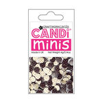 Craftwork Cards - Candi Minis - Paper Dots - Polka Dots - Coconut Macaroon
