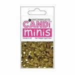 Craftwork Cards - Candi Minis - Paper Dots - Regal Gold