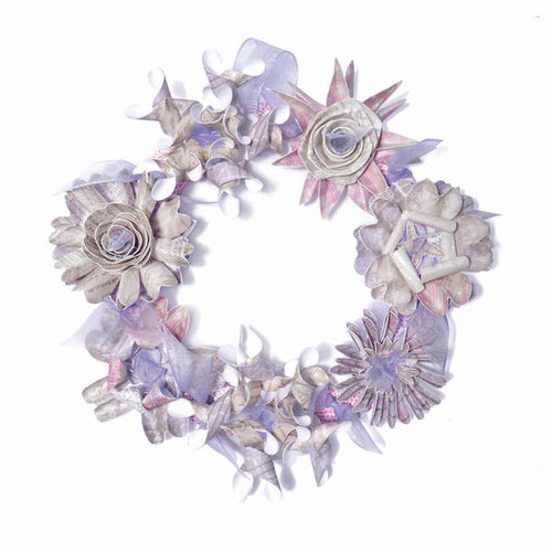 Craftwork Cards - Create a Wreath Kit - Bohemian