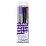 Copic - Marker Sets - Doodle Pack - Pink