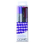 Copic - Marker Sets - Doodle Pack - Purple