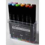 Copic - Sketch Marker Set - 25th Anniversary Set B - 12 Piece