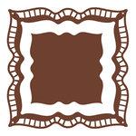 Couture Creations - Vintage Rose Collection - Designer Dies - Postale Squares