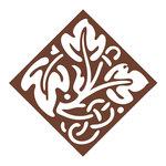 Couture Creations - Vintage Rose Collection - Designer Dies - Celtic Leaf